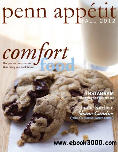 Penn Appetit Magazine Fall No 02 2012 free download