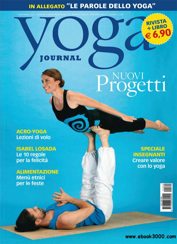 Yoga Journal Dicembre 2012 - Gennaio 2013 (Italy) free download