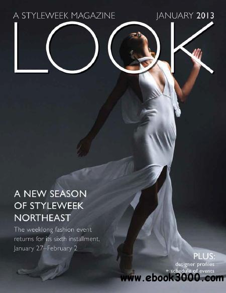 Look Magazine - January 2013 free download