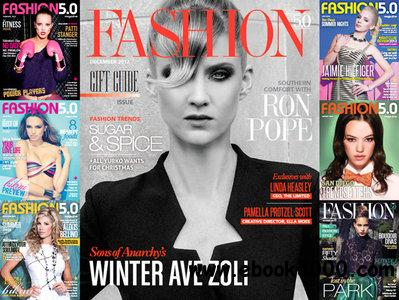 Fashion 5.0 2012 Full Year Collection free download