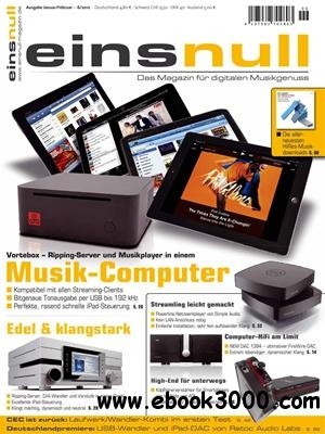 Eins Null Das Magazin fur digitalen Musikgenuss No 06 2012 free download