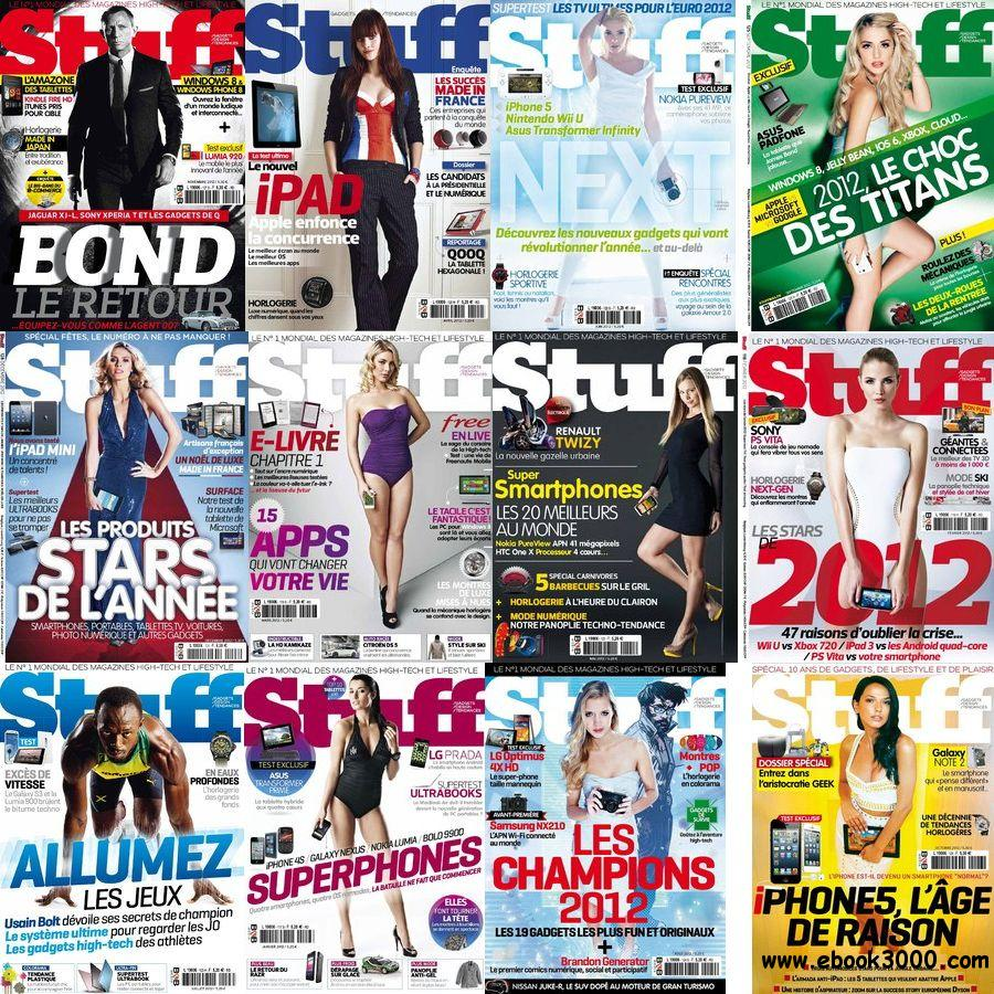 Stuff - Collection 2012 free download