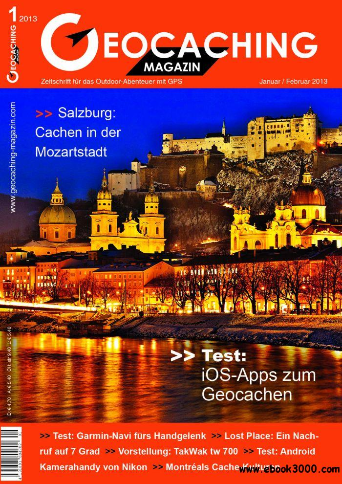 Geocaching Magazin Januar Februar No 01 2013 free download