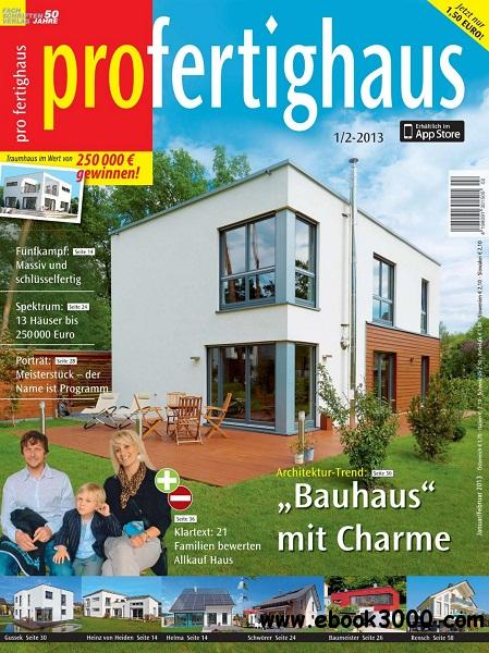 Pro Fertighaus - Januar/Februar 2013 free download