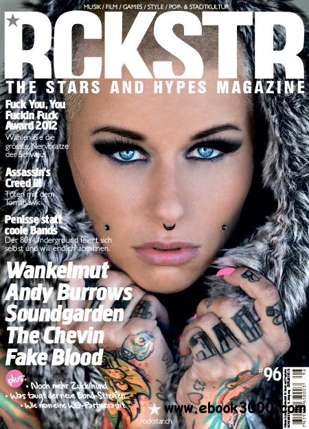 RCKSTR - November 2012 free download