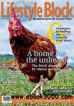 NZ Lifestyle Block - January 2013 free download