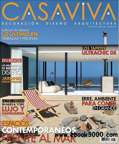 Casaviva Decoracion Magazine December 2012 free download