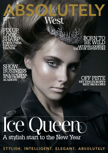 Absolutely West - January 2013 free download
