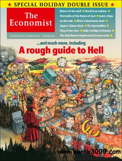 The Economist Audio Edition Dec 22nd 2012 - Jan 4th 2013 free download