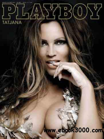 Playboy Nederland - January 2013 free download