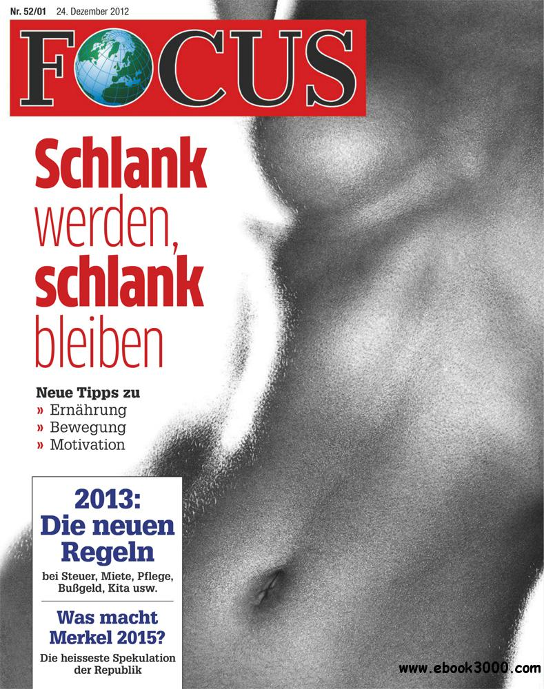 FOCUS 24 Dezember 2012 (Germany) free download