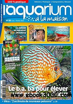 Aquarium a la maison janvier fevrier 2013 free ebooks for Aquarium a la maison pdf