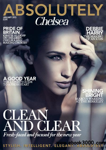 Absolutely Chelsea - January 2013 free download