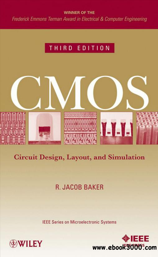 CMOS Circuit Design, Layout, and Simulation (3rd Edition) free download
