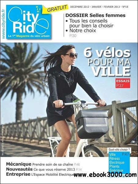 City Ride - Decembre 2012/Fevrier 2013 free download