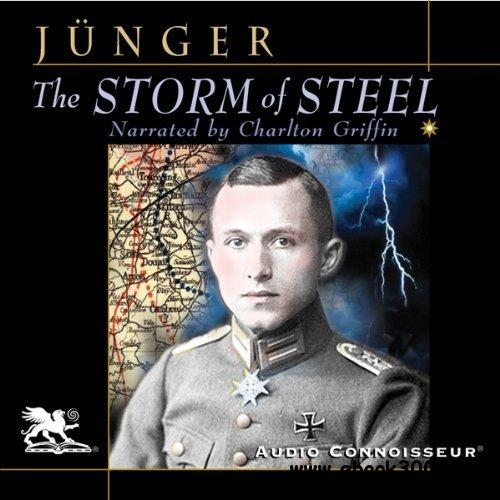 The Storm of Steel [Audiobook] free download