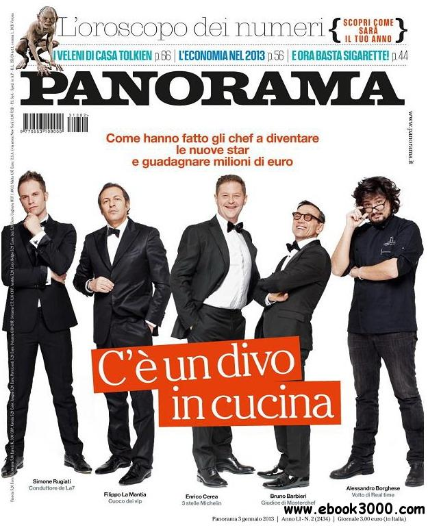 Panorama Italia - 03 Gennaio 2013 free download