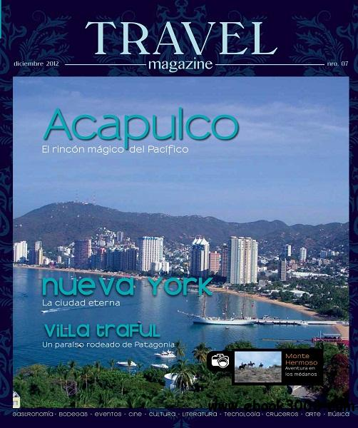 Travel - Diciembre 2012 free download