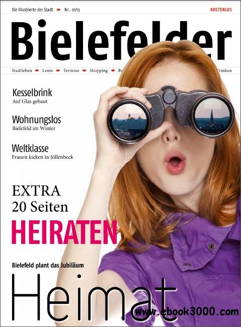 Bielefelder - Januar 2013 free download