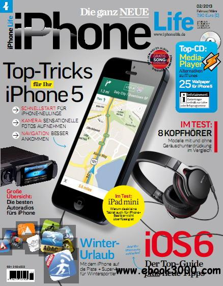 iPhone Life Magazine Februar/Marz 02/2013 free download