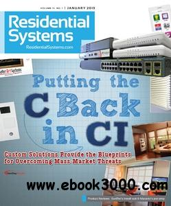 Residential Systems - January 2013 free download