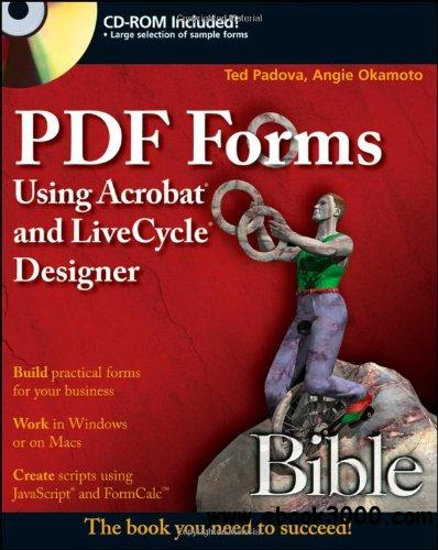 PDF Forms Using Acrobat and LiveCycle Designer Bible free download