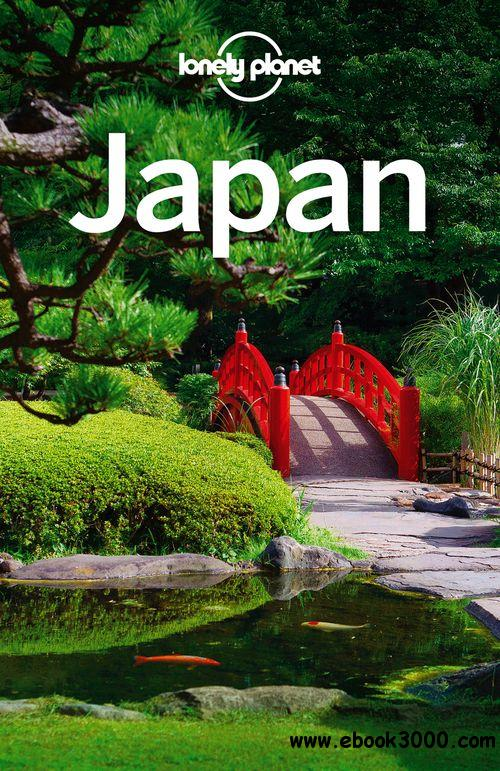 Japan (Lonely Planet Travel Guide), 12 edition free download