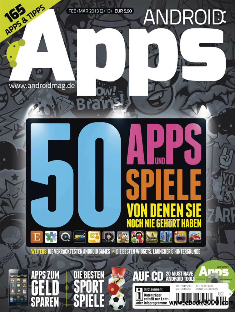 Android Apps Februar-Marz 2013 (Austria) free download