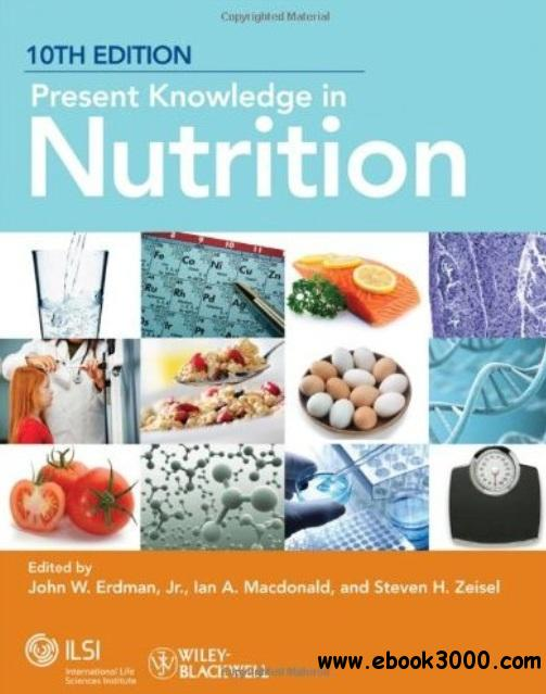 Present Knowledge in Nutrition (10th edition) free download