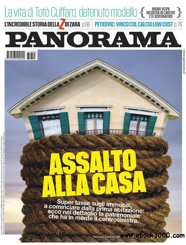 Panorama Italia - 09 Gennaio 2013 free download