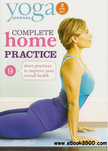 Yoga Journal: Complete Home Practice free download