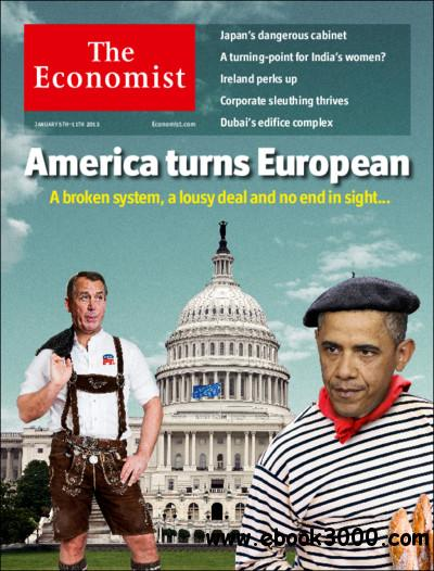 The Economist Audio Edition Jan 5 - Jan 11 2013 free download