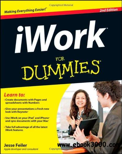 iWork For Dummies free download