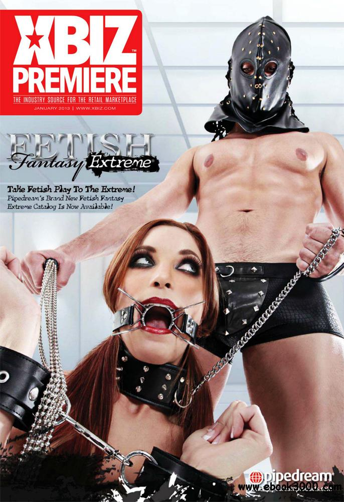XBIZ Premiere January 2013 (USA) free download