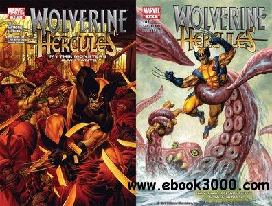 Wolverine - Hercules Myths, Monsters & Mutants #1-4 (2011) Complete free download