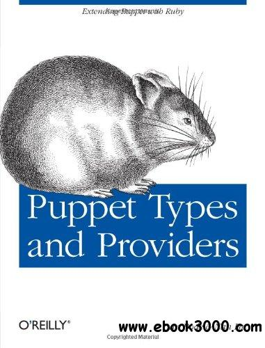 Puppet Types and Providers free download