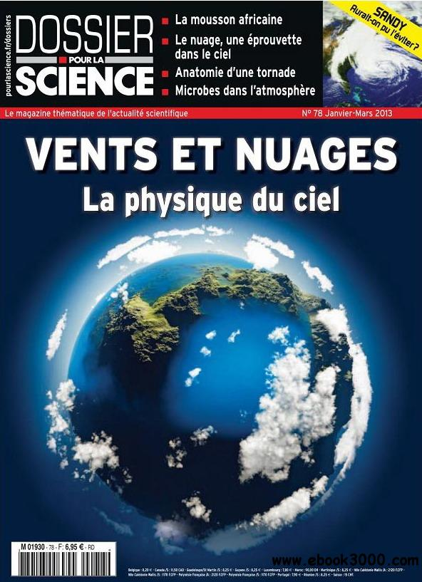 Dossier Pour La Science No.78 - Janvier/Mars 2013 free download