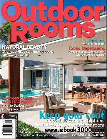 Outdoor Rooms Magazine Edition 16 free download