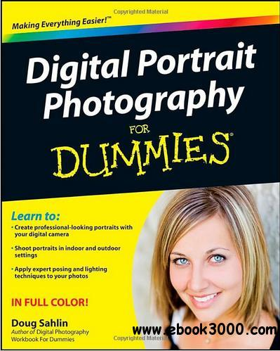 Digital Portrait Photography For Dummies free download