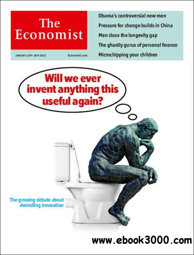 The Economist Audio Edition Jan 12th - 18th 2013 free download