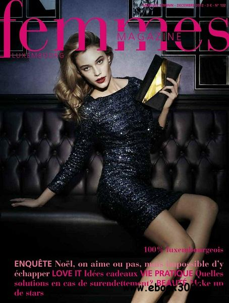 Femmes - Decembre 2012 free download