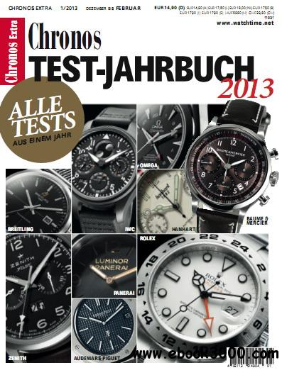 Chronos Magazine TEST-JAHRBUCH 2013 download dree