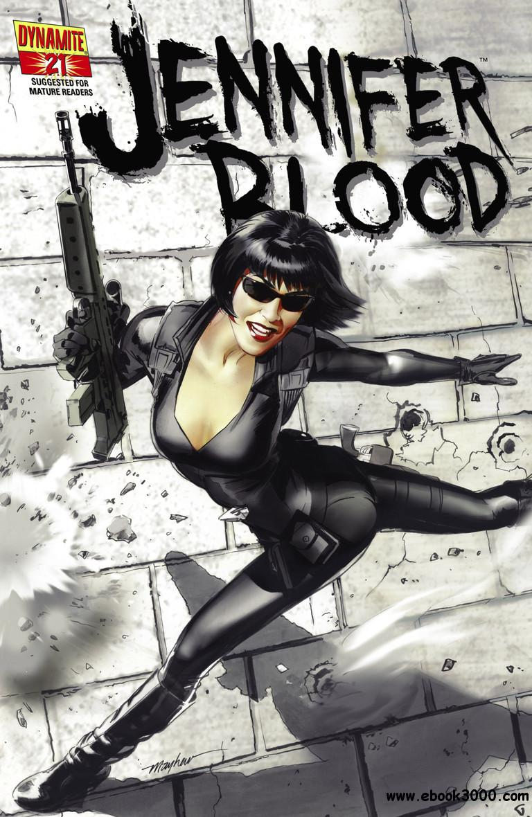 Garth Ennis Jennifer Blood 021 (2013) free download