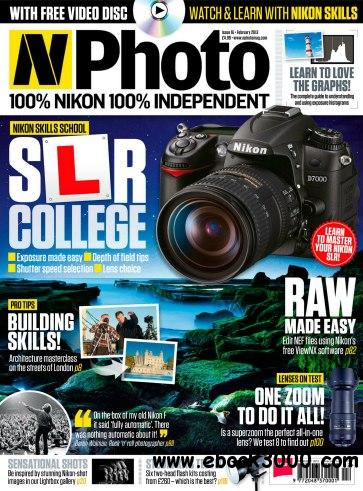 N-Photo: the Nikon magazine - February 2013 free download