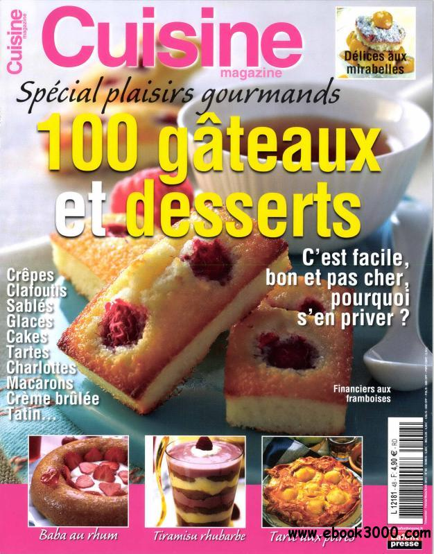 Cuisine Magazine Np48 - Fevrier-Mars-Avril 2013 free download