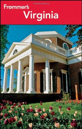 Frommer's Virginia (Frommer's Complete Guides) (11th Edition) free download