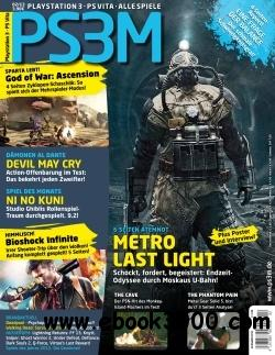 PS3M Playstation Magazin Februar No 02 2013 free download