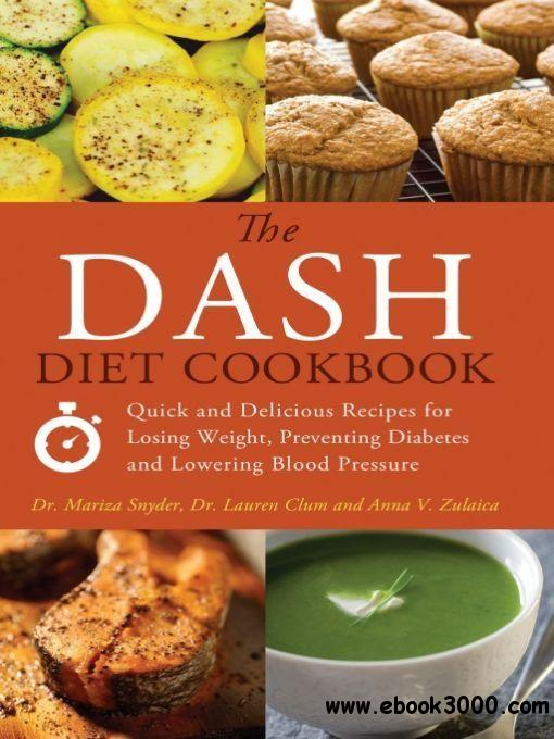 The DASH Diet Cookbook free download