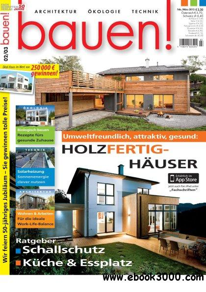 Bauen Magazin Februar Marz No 02 03 2013 free download