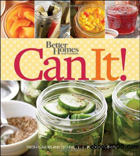 Better Homes & Gardens Can It! free download